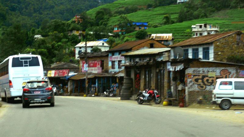 धुनीबेसीको एउटै नारा : उद्योग र ग्रामीण सडक व्यवस्थापन