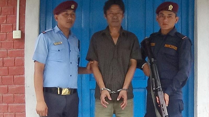 बलात्कारको ३० वर्षपछि गिरफ्तारी