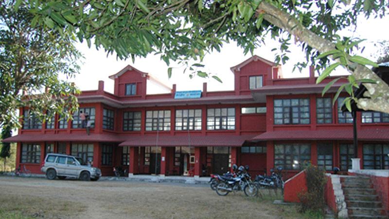 संस्कृत र आयुर्वेद शिक्षाको केन्द्र