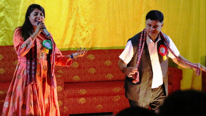 पाल्पामा जेरी र राजा राजेन्द्र