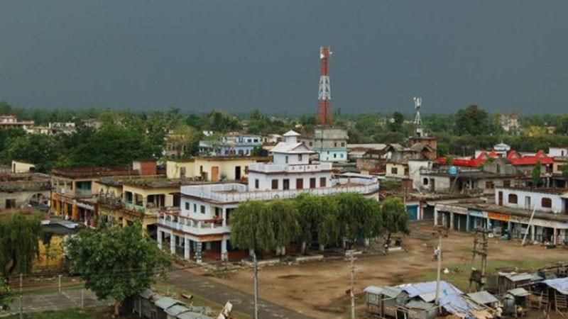सहरको नाम टीकापुर